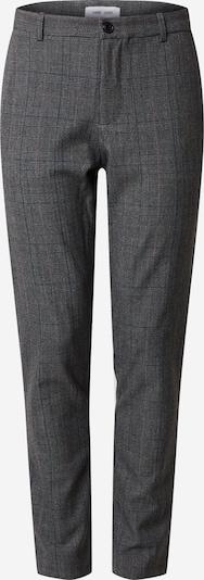 Samsoe Samsoe Hose 'Frankie' in graumeliert / weiß, Produktansicht