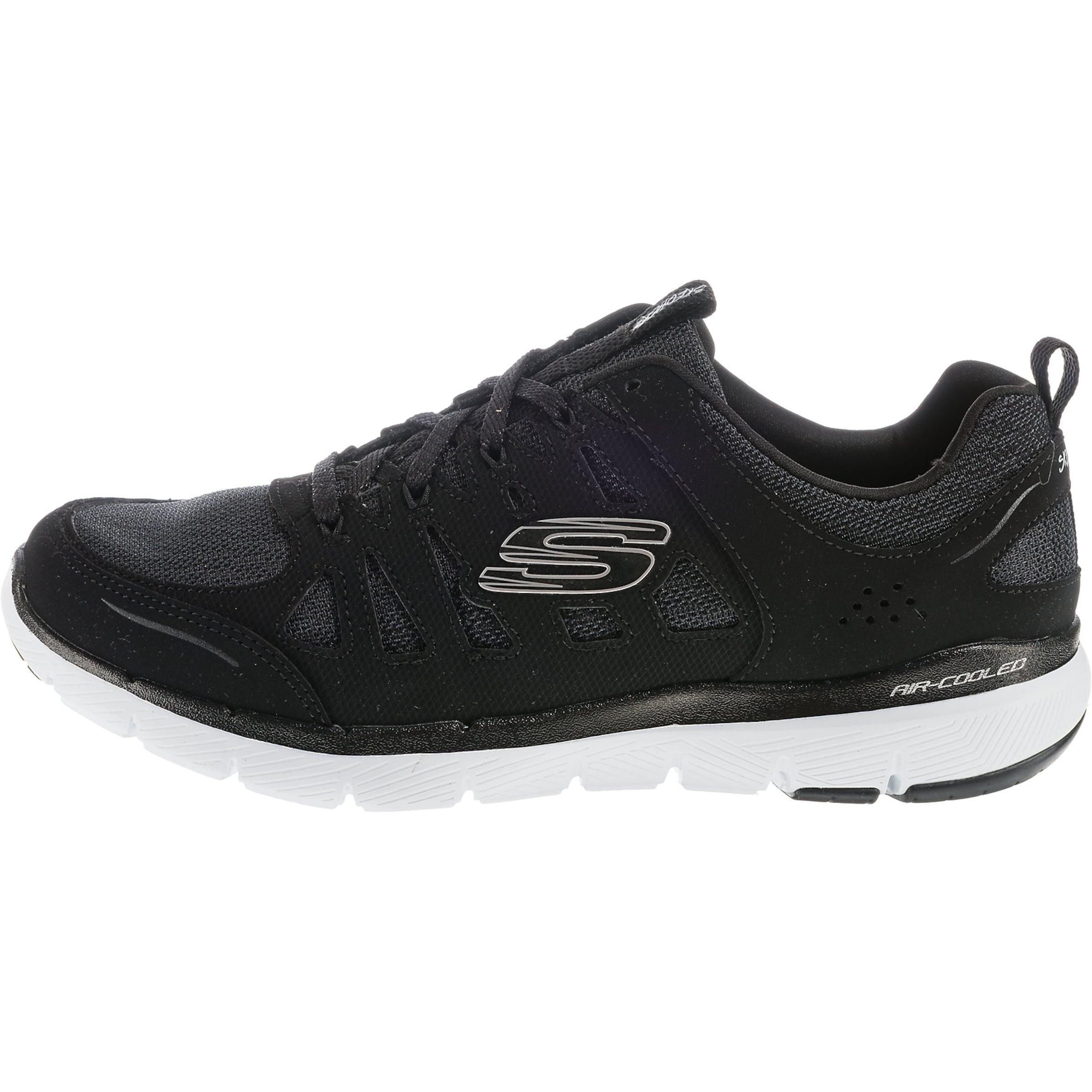 0' Skechers 3 Schwarz 'flex Sneakers Appeal In uZiPTOkX