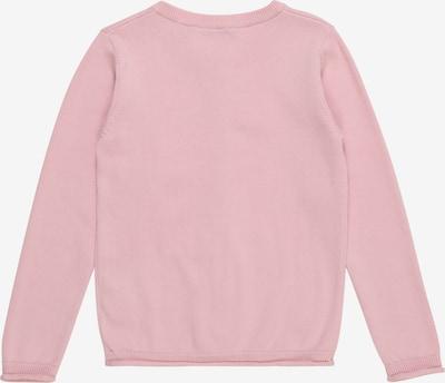 BLUE SEVEN Strickjacke in rosa: Rückansicht
