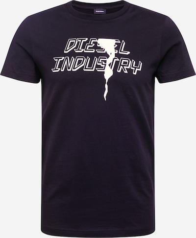 DIESEL Shirt 'T-DIEGO-J25 HEMD' in schwarz, Produktansicht