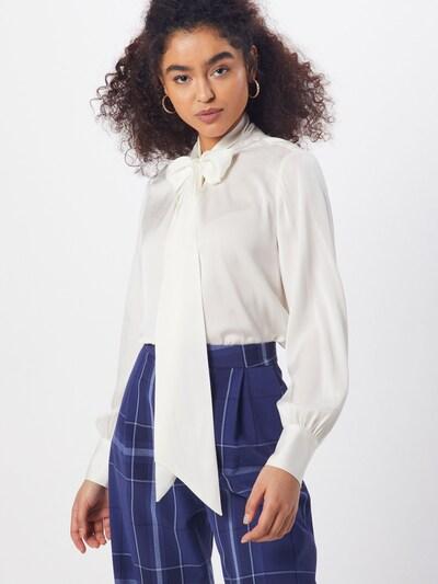 SAND COPENHAGEN Bluse 'Marley' in weiß, Modelansicht