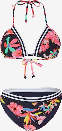 CHIEMSEE Bikini in dunkelblau / pink, Produktansicht