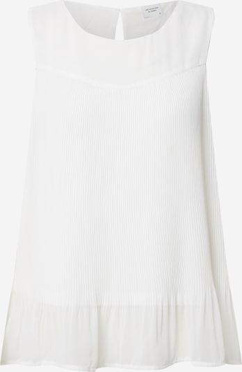 JACQUELINE de YONG Top 'JDYSTEFANO' w kolorze offwhitem, Podgląd produktu