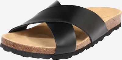 ONLY Slipper 'MADISON' in schwarz, Produktansicht