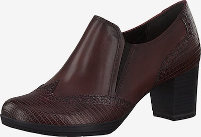 MARCO TOZZI High front pumps in bordeaux, Item view