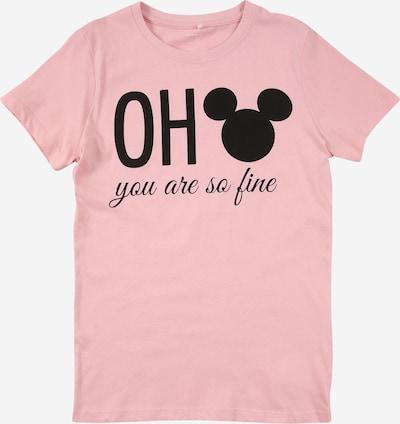 NAME IT T-Shirt 'MICKEY' en rose / noir, Vue avec produit
