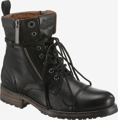 Pepe Jeans Stiefel in schwarz, Produktansicht