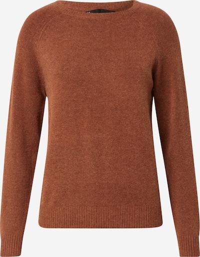 ONLY Pullover 'LESLY' in braun, Produktansicht