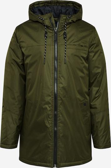 BLEND Prijelazna jakna 'Outerwear' u tamno zelena, Pregled proizvoda