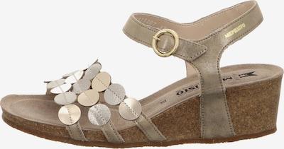 MEPHISTO Sandalen in beige, Produktansicht