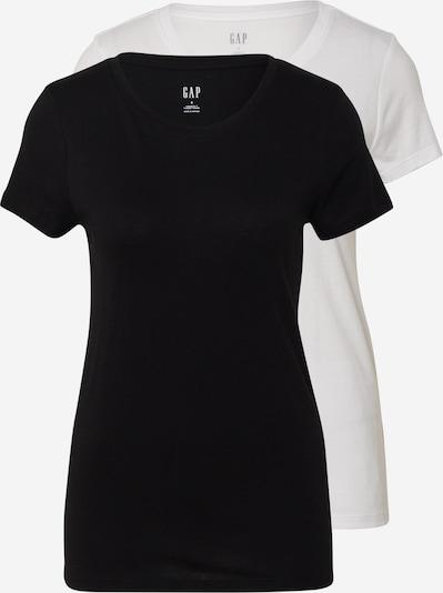 Maglietta GAP di colore nero / bianco, Visualizzazione prodotti