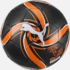 PUMA Ball 'Valencia CF FUTURE Flare Mini' in dunkelorange / schwarz