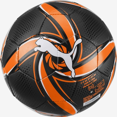 PUMA Ball 'Valencia CF FUTURE Flare Mini' in dunkelorange / schwarz, Produktansicht