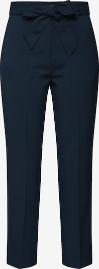 EDITED Pantalon 'Bobby' in de kleur Nachtblauw: Vooraanzicht