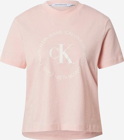 Calvin Klein Jeans Shirt in rosa, Produktansicht