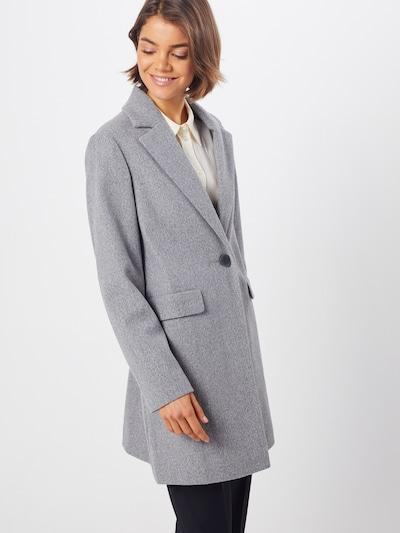 Dorothy Perkins Płaszcz przejściowy 'MINIMAL' w kolorze szarym: Widok z przodu