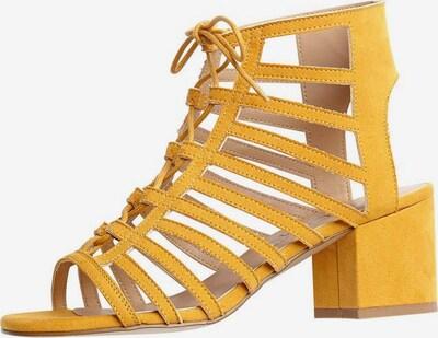 Sandalai iš LASCANA , spalva - medaus spalva: Vaizdas iš priekio