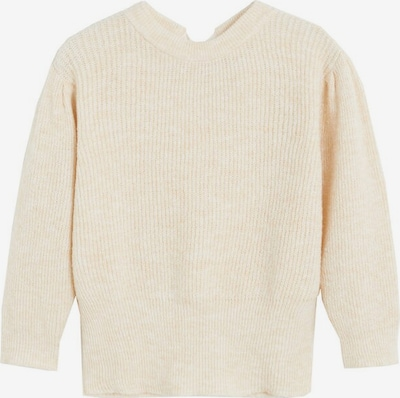 MANGO Pullover 'Mellow' in nude, Produktansicht