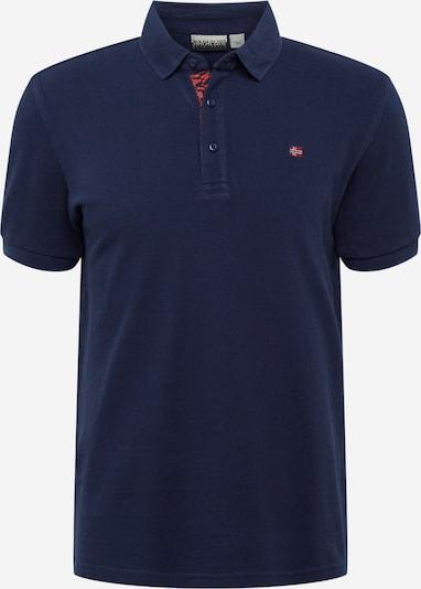 NAPAPIJRI T-Shirt 'Eolanos' en bleu foncé, Vue avec produit