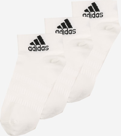 ADIDAS PERFORMANCE Sportsocken 'LIGHT ANK 3PP' in weiß, Produktansicht