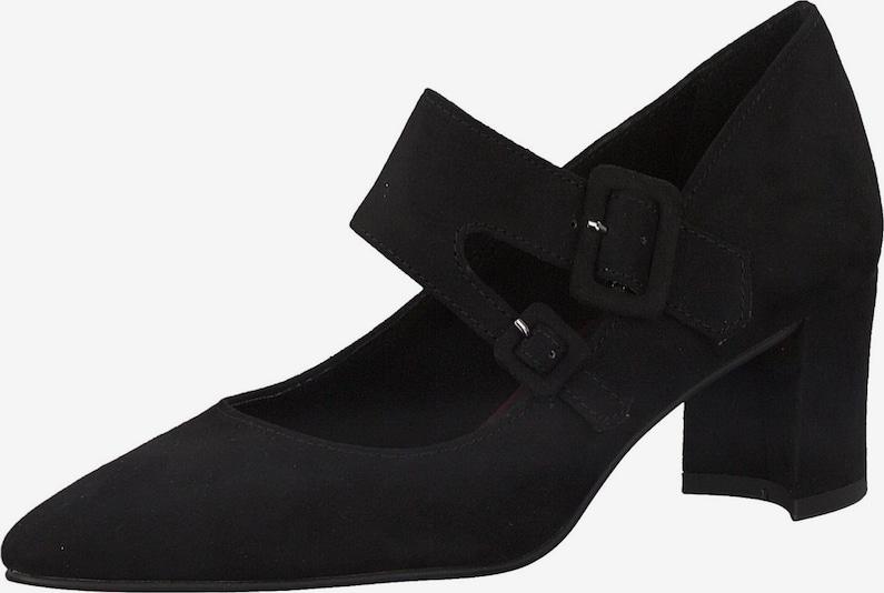 MARCO TOZZI Czółenka w kolorze czarnym qoxdMZ0m