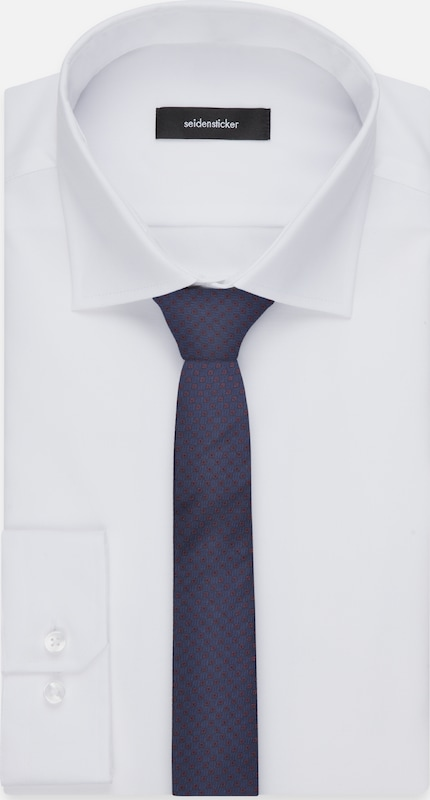 SEIDENSTICKER Krawatte 'Slim'