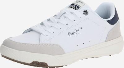 Sportbačiai be auliuko 'SLATE PRO BASIC' iš Pepe Jeans , spalva - juoda / balta, Prekių apžvalga