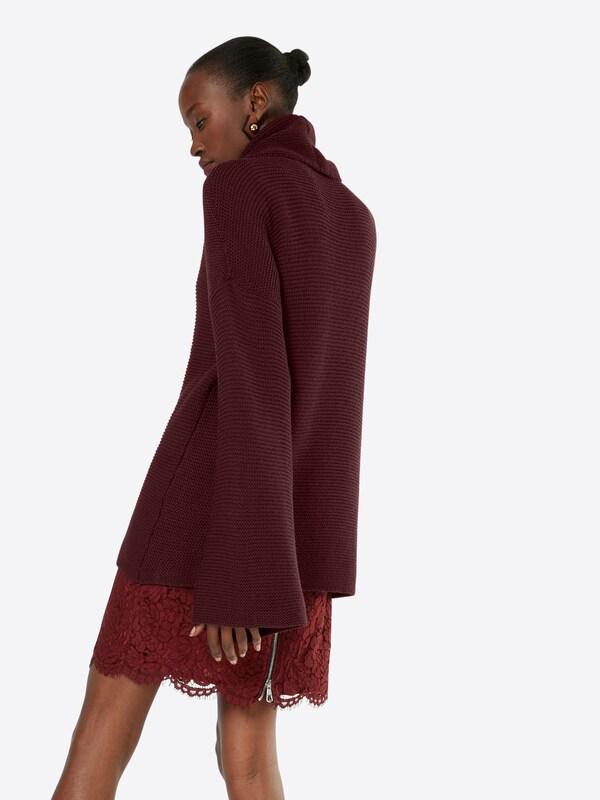 IVY & OAK Merino Pullover mit XL-Rollkragen