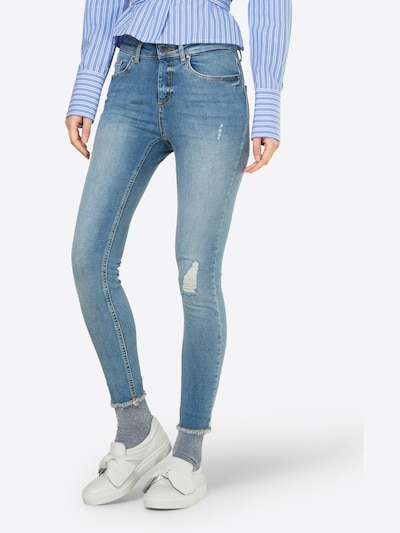 ONLY Jeans 'BLUSH' in blue denim, Modelansicht