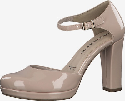 TAMARIS Pumps in nude, Produktansicht