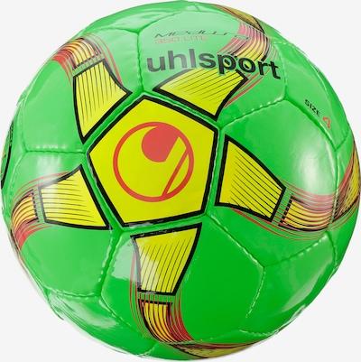 UHLSPORT Ball 'MEDUSA ANTEO 350 LITE' in gelb / limette / rot, Produktansicht
