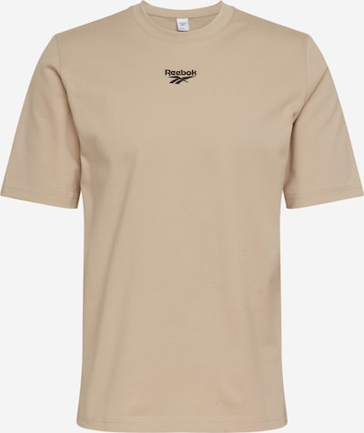 Reebok Classic Shirt in beige, Produktansicht