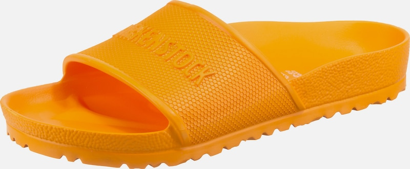 BIRKENSTOCK Badeschuhe in orange, Produktansicht