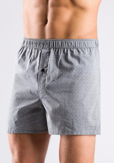 Marc O'Polo Boxershorts in de kleur Smoky blue / Nachtblauw, Modelweergave