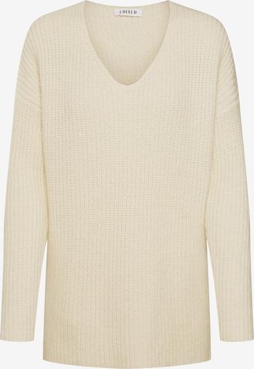 EDITED Pullover in ecru, Produktansicht