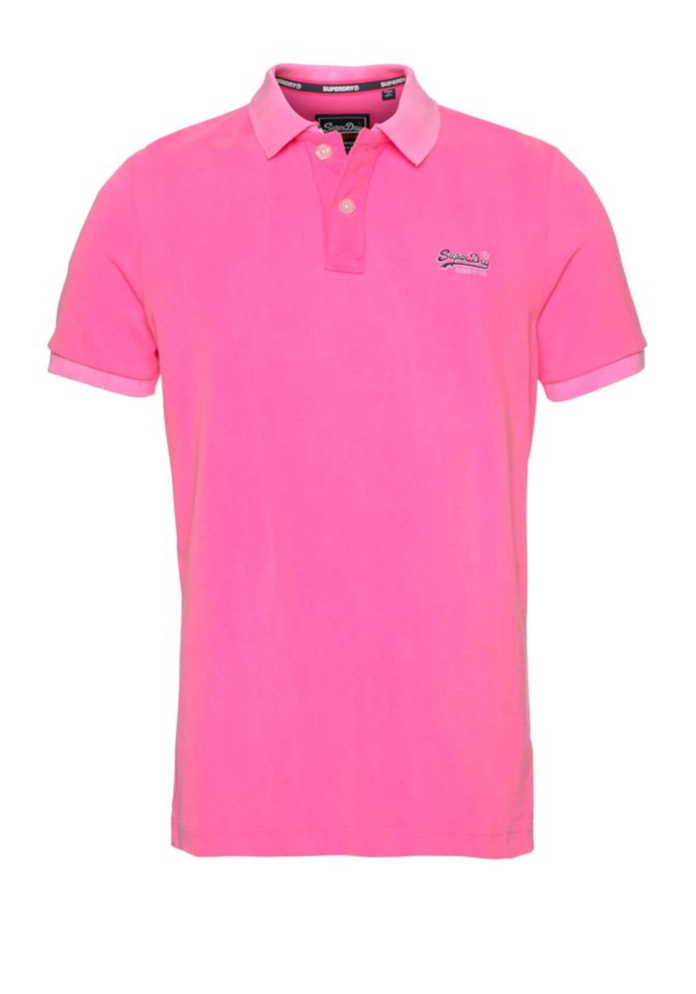Superdry Shirt Shirt PinkSchwarz Superdry Superdry PinkSchwarz In Superdry In Shirt In PinkSchwarz In Shirt jLAR534