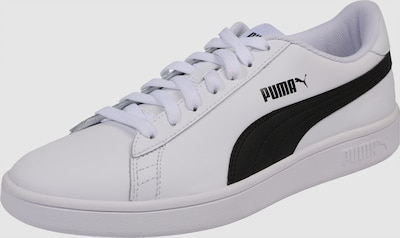 puma smash sneakers laag