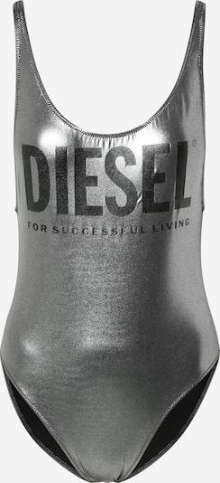DIESEL Badeanzug 'LIA' in silber, Produktansicht