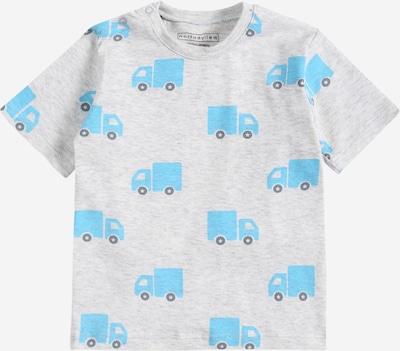 Tricou BELLYBUTTON pe albastru deschis / gri amestecat, Vizualizare produs