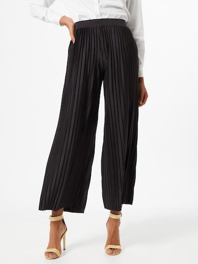 JACQUELINE de YONG Kalhoty - černá, Model/ka