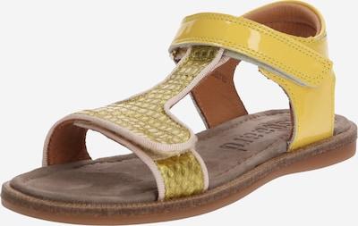 BISGAARD Sandały 'Alma' w kolorze żółtym, Podgląd produktu