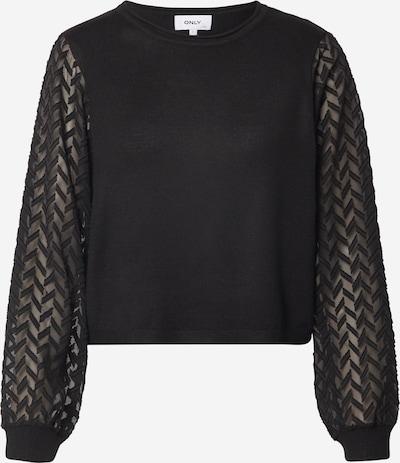 ONLY Pullover in schwarz, Produktansicht