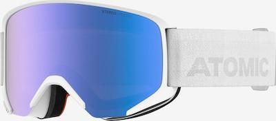 ATOMIC Skibrille 'SAVOR PHOTO' in blau, Produktansicht