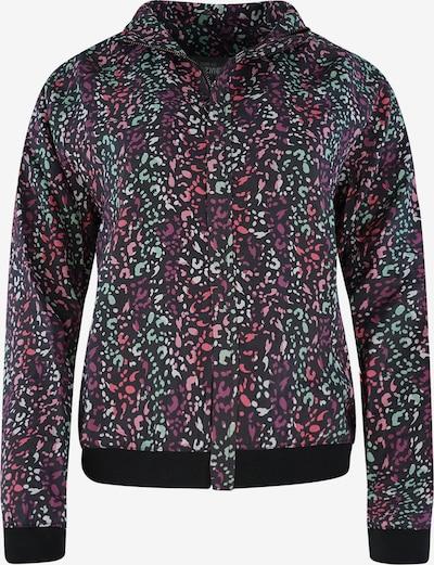 """mazine Jacke ' """"Karen"""" ' in blau / türkis / rosa, Produktansicht"""