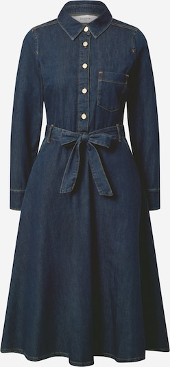Goldgarn Kleid in blue denim, Produktansicht