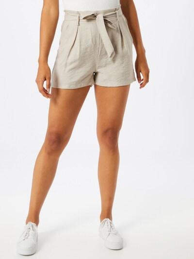 SISTERS POINT Shorts 'MENA' in beige, Modelansicht