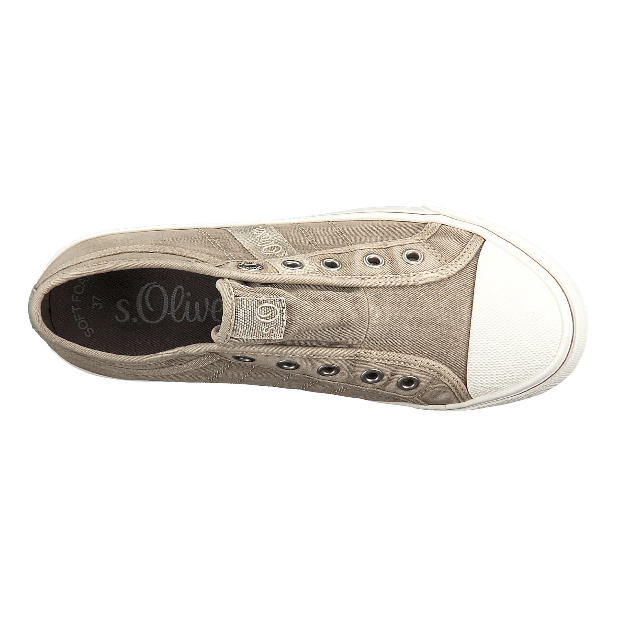 Greige S S In oliver Sneaker In Sneaker oliver oliver Greige S E2HI9D