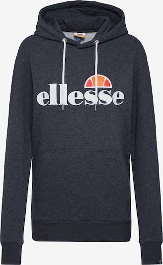 ELLESSE Sweatshirt 'Torices' in anthrazit, Produktansicht