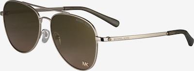 Michael Kors Sunčane naočale 'SAN DIEGO' u zlatna, Pregled proizvoda
