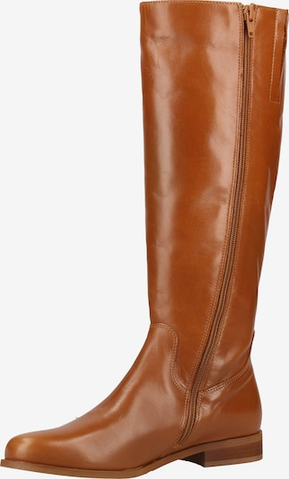 mellow yellow Stiefel in cognac: Frontalansicht